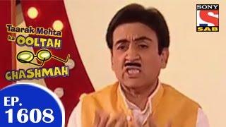 Taarak Mehta Ka Ooltah Chashmah - तारक मेहता - Episode 1608 - 16th February 2015