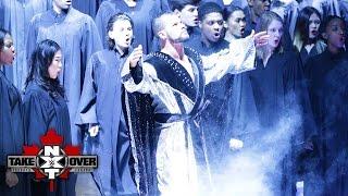Bobby Roode's glorious entrance: NXT TakeOver: Toronto: November 19, 2016