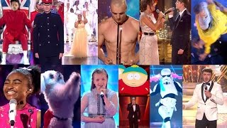 Britain's Got Talent 2016 Finals The Results Announcing the Winner Full S10E18