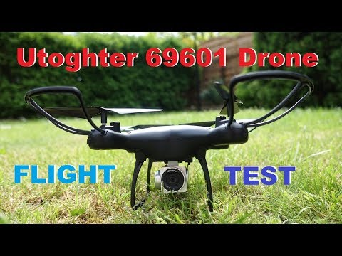 Xxx Mp4 Utoghter 69601 Drone With 720P Camera RC Quadcopter Flight Test 3gp Sex