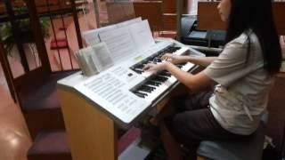 Jalan Salib PS. 202 - Organ