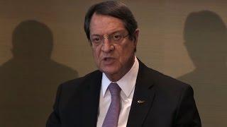 Cyprus talks stumble over fate of Turkish troops