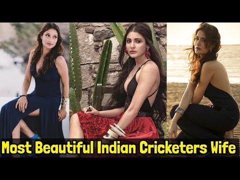 Xxx Mp4 10 Most Beautiful Indian Cricketers Wife 3gp Sex