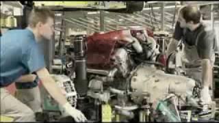 طريقة صنع السيارات في شركة مرسيدس