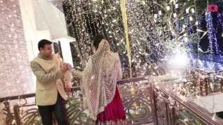 Alvi - Safa's Reception by Wedding Story Bangladesh