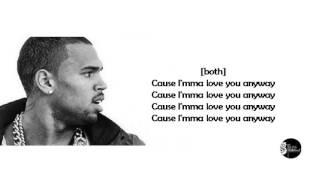 Anyway - Chris Brown (Lyrics)
