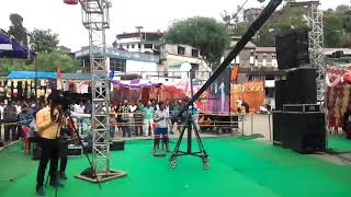 Live show at Rajgarh sirmour