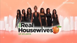 The Real Housewives Of Atlanta Never Looked This Petty (Official Super-trailer)