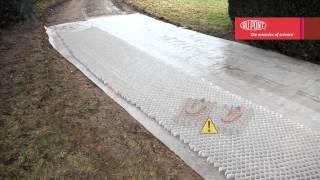 DuPont™ Plantex® GroundGrid® - Oberflächen-Stabilisation - Alle Bodenarten