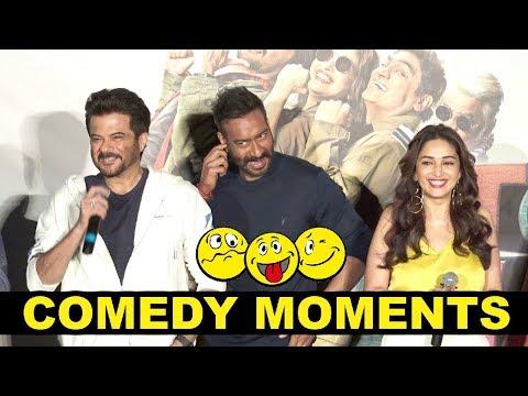 Xxx Mp4 Total Dhamaal Comedy Moments At Trailer Launch Anil Kapoor Ajay Devgan Madhuri Dixit 3gp Sex