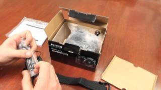 L'Expert Fuji -- S4800 Fujifilm -- Déballage et utilisation - Vidéo 2 de 3