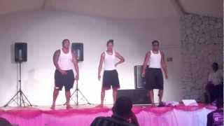 Samoa Bowl X - funniest dancing video ever!