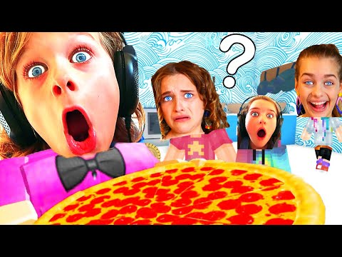 WHO CAN BUILD BEST PIZZA HOUSE in Adopt Me Roblox Gaming w The Norris Nuts