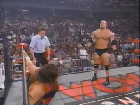 Goldberg vs Sting World Heavyweight Championship Match 14 09 1998 HQ