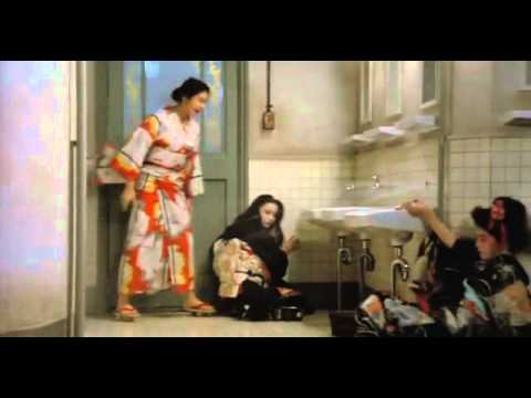 2 Lovely Geisha Catfight from Japan   キャットファイト