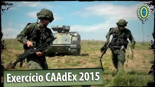 Simulação de Combate em Santa Maria/RS