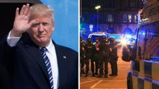 Media so Trump-deranged, it ignores Manchester aftermath