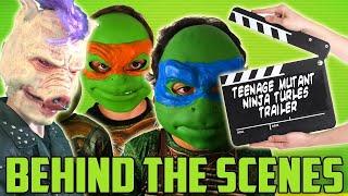 TMNT 2 Kids Trailer 2016: Behind The Scenes