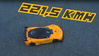 Speedrun: Team C GT8LE - 221,5 Km/h