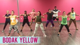 Cardi B - Bodak Yellow (Dance Fitness with Jessica)