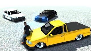 Jogo de Carros Brasileiro para Celular - Carros Rebaixados Brasil (FAVELA)