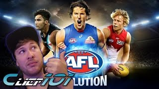 AFL EVOLUTION with the CREW