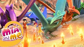 Dragons in Danger - Mia and me