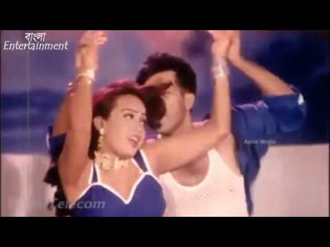 Masala Queen Poly in a hot song with naughty boy Mehedi