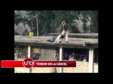 Terror en la cárcel La Modelo de Bogotá