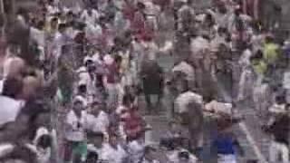 Bull race - run for your lives