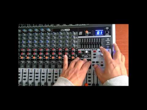 A review of the Behringer Voice Canceller function