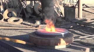Visit China Factory for flange .forging ,ring in dingxiang -Shanxi Liyang Forging Co.,ltd