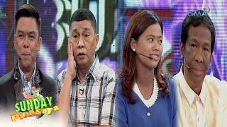 Sunday PinaSaya: President Juterte hinarap ang Pamilya Binat