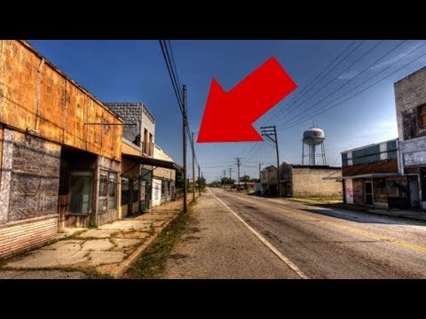 5 ABANDONED TOWNS You re Not Allowed To Visit