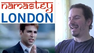NAMASTE LONDON - Lecturing Scene REACTION & REVIEW