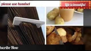 മുടിഭ്രാന്ത് പിടിച്ചപോലെ വളരും ഇത് ചെയ്താൽ/How to get long & soft smooth and silky hair with potato