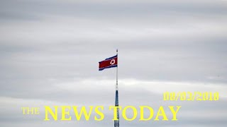 U.S. Hits Russian Bank With Sanctions For North Korea-related Activity | News Today | 08/03/201...