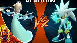 ROSALINA vs. SILVER: FINAL FACE-OFF! Cartoon Fight Club Reaction