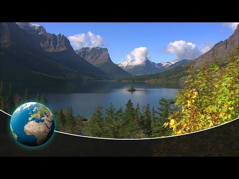 The most beautiful national parks of the USA