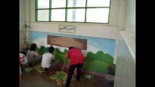 Bryan Cachuela Photography presents GUHIT Pinas-Marikina City Mural Painting