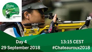Mixed 10m Air Rifle prone SH1 Final   Day 4   Chateauroux 2018