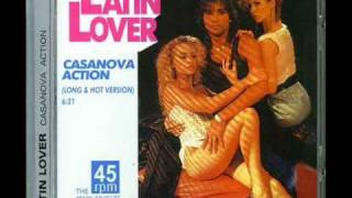 High Energy 80s   Casanova Action  Instrumental Remix  1985