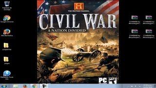 Descargar e Instalar Civil War A Nation Divided Full ISO