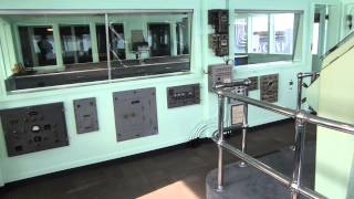 Dossin Great Lakes Museum S.S. William Clay Ford Pilot House Walk Through
