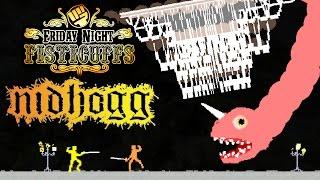 Friday Night Fisticuffs - Nidhogg