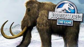 MAMUTE E NOVA ATUALIZAÇÃO! - Jurassic World - O Jogo - Ep 129