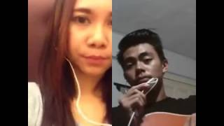 duet smule cover lagu tentang cinta~ipang