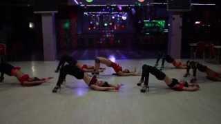 Lady-dance style studio