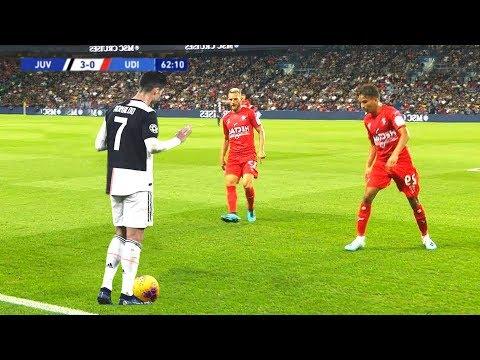 C.Ronaldo 5 Performances That Made Juventus Fans CRAZY HD