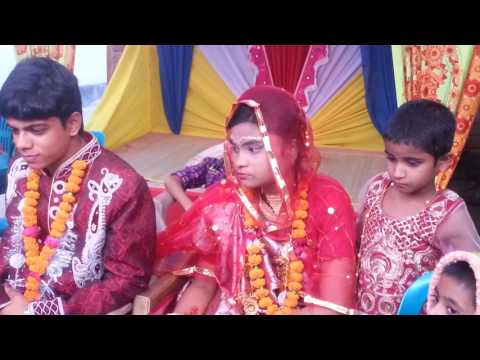 Epidemic of Child Marriage in Bangladesh real video